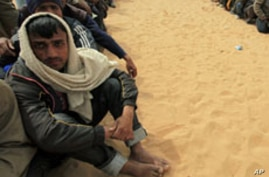 UN: Not Enough Planes to Transport People Fleeing Libyan Crisis