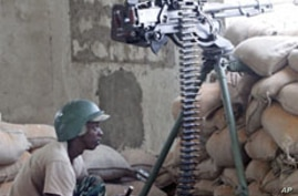 Government, Peacekeepers Clash With Rebels in Somalia