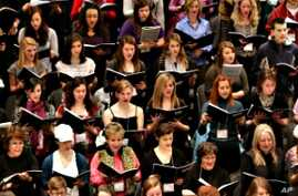 High Schoolers Perform with Masters at Carnegie Hall