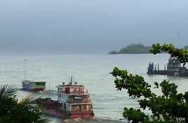 On Mekong River, Worries About Surging Trade With China