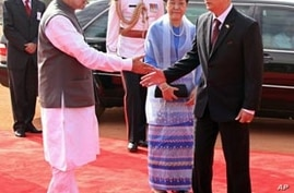 India, Burma Forge Closer Ties Amid Push for Political Reform