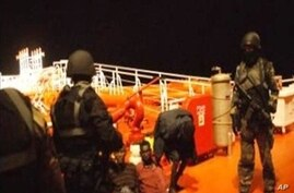 Malaysia Detains 7 Somali Pirates after Hijack Attempt