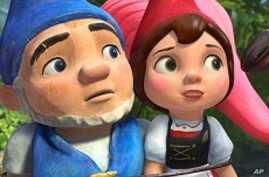 Garden Gnomes Portray Star Crossed Lovers in 'Gnomeo and Juliet'