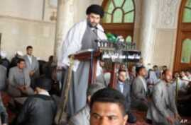 Iraq's Al-Sadr Tells US Troops to Leave or Face Resistance