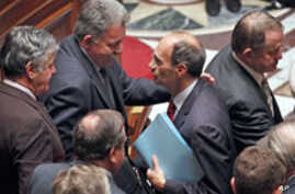 French Parliament Approves Pension Reform