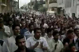Half a Million Syrians Protest in Hama
