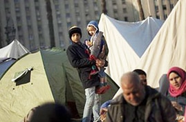 Suleiman Says Government Will Not Tolerate Prolonged Cairo Protests