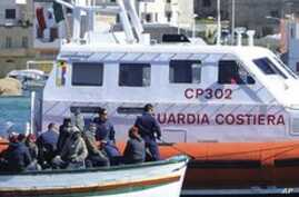 Tiny Italian Island Braces for Influx of North African Refugees