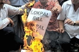 India Considers Anti-Corruption Bill Amid Calls for Tougher Law