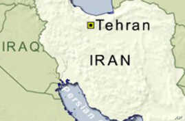 Bomb Explodes In Iran, Kills Bomber