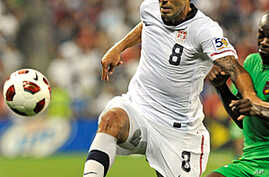 US Soccer Team Looking for Improvement against Jamaica