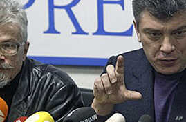 Freed Opposition Politician: Russia is Becoming Belarus-style Dictatorship