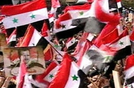 4 Killed in Syria's South, Massive Rally in North