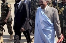 Sudan's Bashir Pledges to Aid South If it Secedes