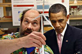 White House to Host Science Fair