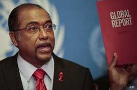 UN: New Cases of HIV Decline