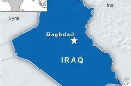 Baghdad Bombs Wound 15
