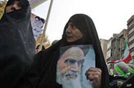 Iran Marks US Embassy Siege Anniversary with Protests