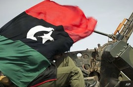 Libyan Opposition Says More Aid Needed to Oust Gadhafi