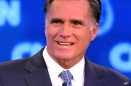 Romney Faces Political Challenge Over Religion