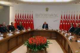 Turkish PM Convenes Key Meeting After Mass Army Resignations