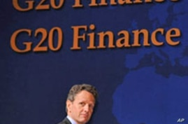 Global Financial Policy Makers Agree to IMF Reform, Currency Pledge