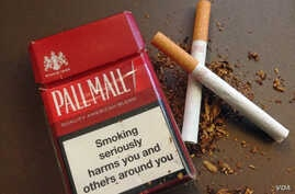 Pall Mall cigarettes, a Reynolds American brand, are arranged for a photo in Washington, DC, Tuesday, 17, 2017. British American Tobacco Plc has agreed to fully take over Reynolds American Inc. in a $49-billion deal that will create the world's large