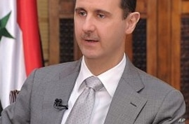 US Skeptical of Assad Peace Commitments