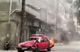 At Least 30 Killed in Syria as Security Forces Fire on Protesters