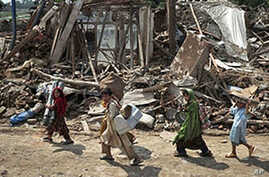 Speculators Want Land from Afghan Refugees In Pakistan