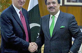 US Envoy Upbeat Over Relations With Pakistan