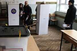 Kosovo Holds First Parliamentary Election