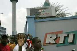 Fighting in Ivory Coast Disrupts National TV Broadcasts