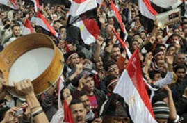Demonstrators Gather in Cairo to Press for Promised Reforms