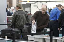 US Airport Security