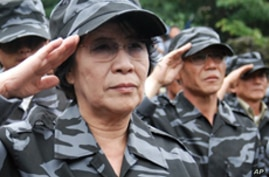 Former North Korean Soldiers Vow to Overthrow Kim Family Rule