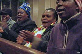 Zimbabwe's Exiled Community Struggles in South Africa