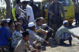 Indonesian Police, Wary of Public Backlash, Choose Caution in School Standoff