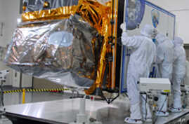 NASA Hails New Earth-Observing Satellite as 'Our Planet's Lifeguard'