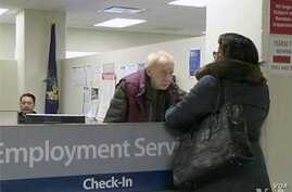 US Jobs Data Adds To Global Recession Fears