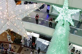 Muslim Council Calls Indonesian Christmas Decorations Excessive