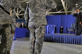 US Iraq Forces Home For Good