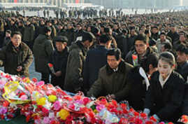 North Korea Marks Late Leader's Birth Anniversary
