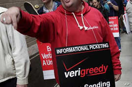 Protesters Continue Campaign Against US 'Corporate Greed'