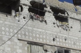 More than 200 Dead After Shelling in Syrian City