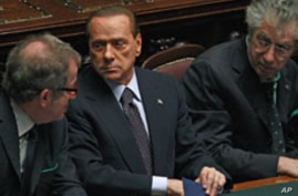 Berlusconi Agrees to Resign