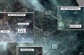US Releases Declassified Photos of Syrian Military Attacks
