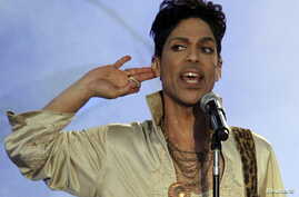 FILE - Prince performs at the 2011 Hop Farm Festival in southern England July 3, 2011. An investigation continues into the U.S. musician's death April 21, 2016.