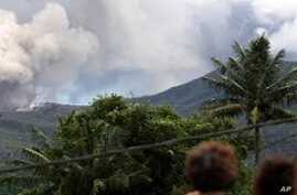 Indonesian Volcano Becomes More Violent