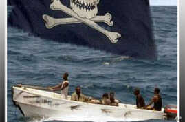 Spain Says Navy Captures 8 Suspected Somali Pirates